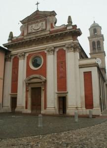 Santa Maria Assunta - una giornata di pioggia