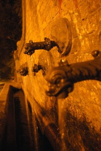 Fontana 13 canali