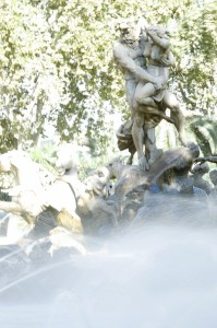 Fontana del ratto di Proserpina #3