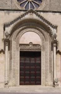 Basilica di Santa Caterina di Alessandria sec.XIV (LE)