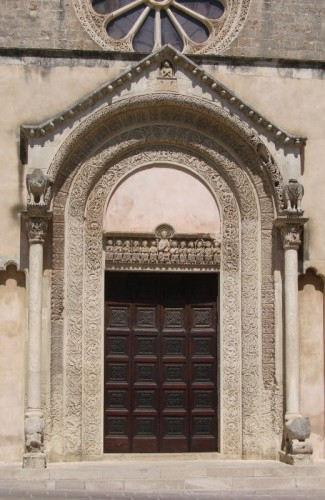 Galatina - Basilica di Santa Caterina di Alessandria sec.XIV (LE)