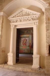 Cappella S. Marco nel Castello di Copertino