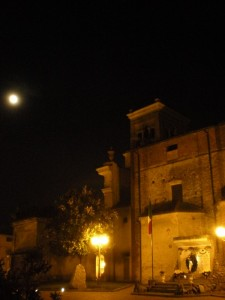 Chiesa Parrocchiale di Santa Maria - Ghislarengo