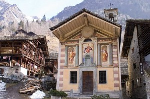 Cappella di San Nicolao