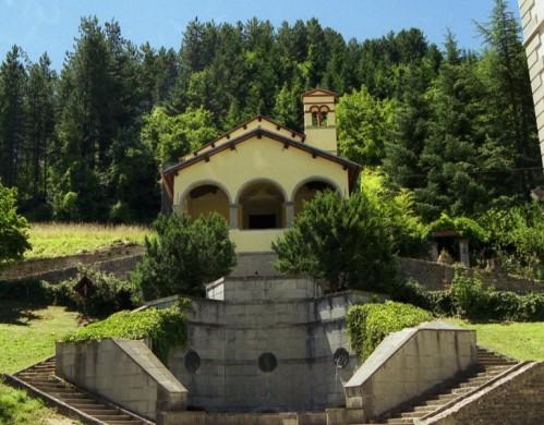 Palazzuolo sul Senio - Chiesa a Palazzuolo