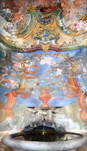 Fontana della Basilica di Madonna di Tirano