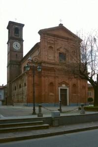 Brandizzo - San Giacomo Maggiore