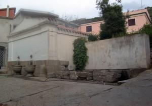 """La Fonte Romana """"Su 'Antaru Vetzu"""" a Mamoiada"""