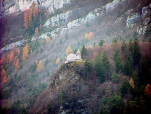 Osservazione dal Monte Totoga