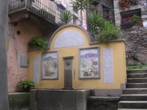 La fontana di Falmenta