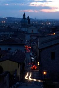 Notturno Basilica san Luigi Gonzaga