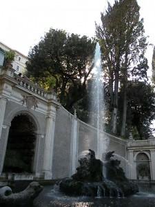 """Fontana dei Draghi"""