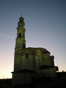 Parrocchiale di San Martino - Arborio
