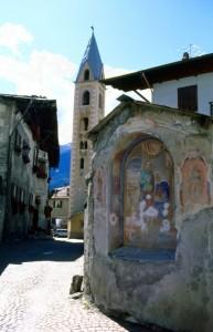 Chiesa del Santo Crocefisso a Bormio