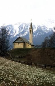 Chiesa dei Santi Pietro e Marcellino a San Pietro di Valdisotto