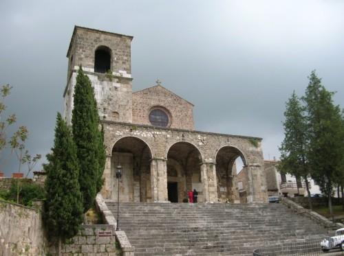 Aquino - chiesa di Santa Maria della Libera