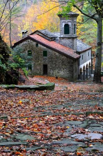 Porretta Terme - Quando l'autunno dà spettacolo...