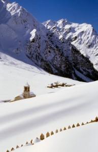 Chiesetta di San Bernardo di Chiaravalle in Val di Rezzalo