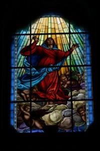 vetrata cattedrale