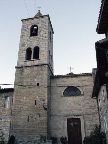 Ascoli Piceno - Fraz. Castel Trosino - La vecchia Chiesa