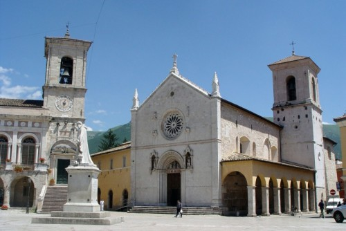 Norcia - Basilica di San Benedetto
