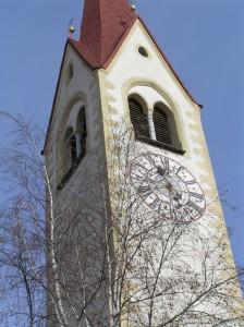 valdaora di mezzo - chiesa parrocchiale