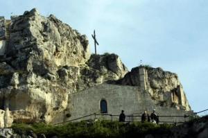 La chiesetta tra i Sassi di Matera