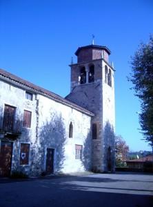 Pieve romanica del 12° sec. San Bortolo di Arzignano (VI)