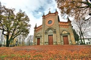 Chiesa Parrocchiale dei SS. Ippolito e Cassiano martiri - Ligorzano di Serramazzoni (MO)