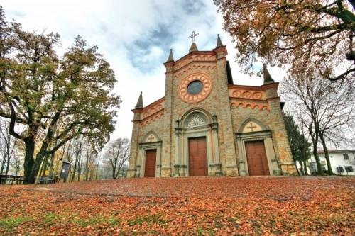 Serramazzoni - Chiesa Parrocchiale dei SS. Ippolito e Cassiano martiri - Ligorzano di Serramazzoni (MO)