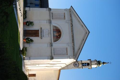 Santa Giustina - parrocchiale di Meano