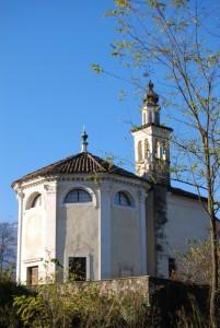 Chiesa della Madonnetta a Pez