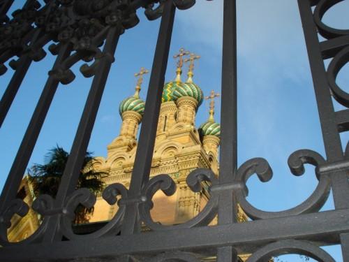 Firenze - Chiesa Russa Ortodossa di Firenze (1902)