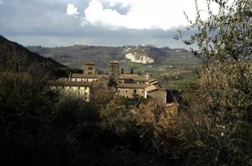 Fara in Sabina - Abbazia benedettina di Farfa
