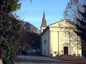 Chiesa parrocchiale.