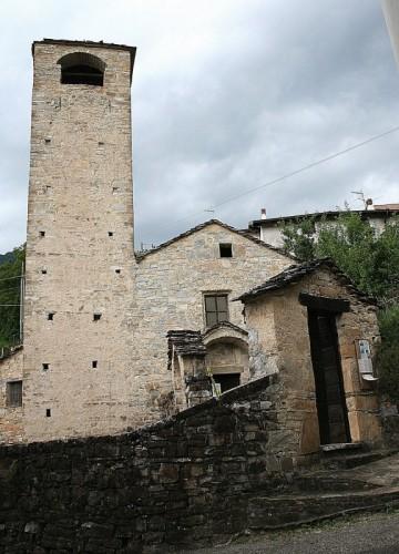 Brallo di Pregola - Pieve