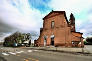 Chiesa Parrocchiale di Baggiovara (MO).