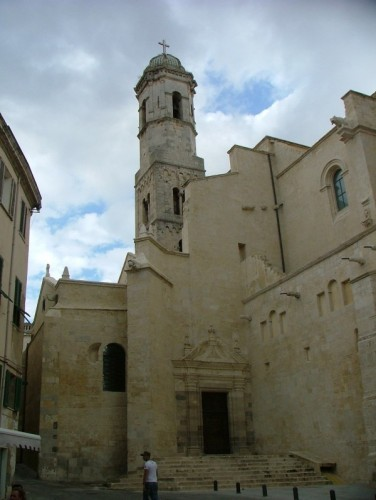 Sassari - Cattedrale di San Nicola.