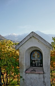 cappella votiva - Lagundo