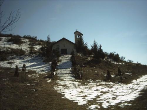 Pozzaglia Sabina - Fede invernale.