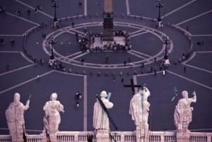 Il centro del cattolicesimo