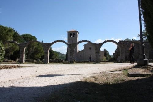 Castel San Vincenzo - Nuova Abbazia Benedettina