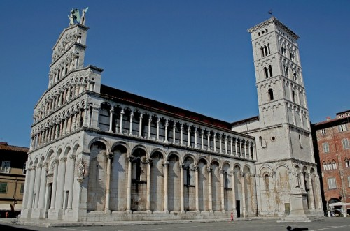 Lucca - San Michele in foro - Lucca