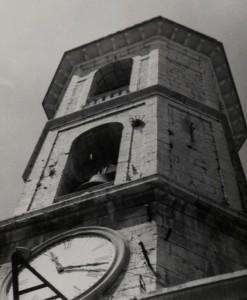 Torre Campanaria (Vecchia foto)