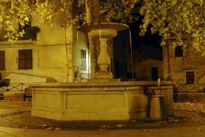 Licenza - Fontana Piazza della Libertà