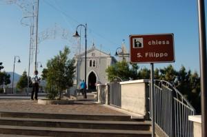 Chiesa San Filippo d'Agira a Limina (ME) quella che volevo candidare