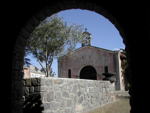 Ghilarza - chiesa s.serafino 2