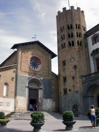 Orvieto - Chiesa di Sant'Andrea e Bartolomeo