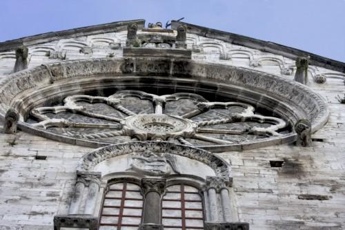 Ruvo di Puglia - Cattedrale di Ruvo - Prospetto facciata