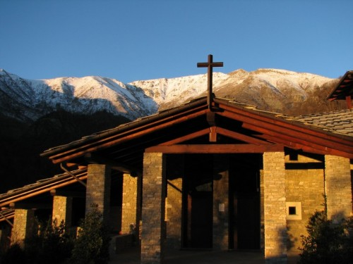 Bagnolo Piemonte - Monastero Dominus Tecum - Pra d'Mill